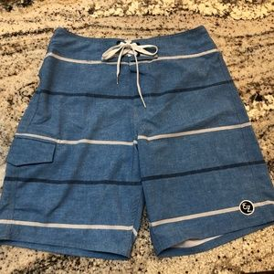 Men's Ezekiel Board Shorts Size 30